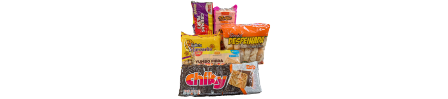 CENTRAL AMERICAN COOKIES & CANDYS