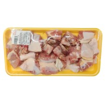 CHICKEN FOR FRIED PREPACKED PER LB