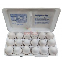 EGGS GRADE A LARGE 18 PACK