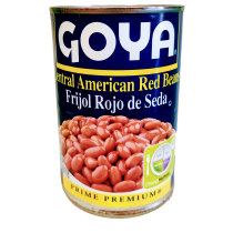 GOYA CENTRAL AMERICAN RED BEANS CAN 15.5 OZ