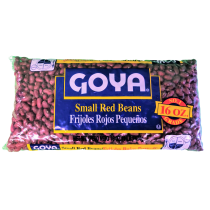 GOYA SMALL RED BEANS IN BAG 16 OZ