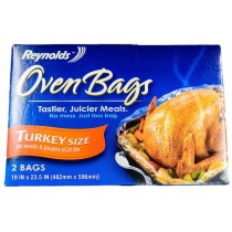 REYNOLDS OVEN BAGS 2 CT
