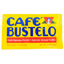 CAFE BUSTELO ESPRESSO GROUND COFFEE 10OZ