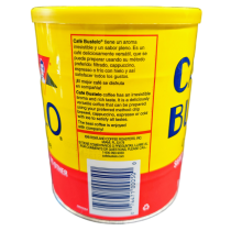 CAFE BUSTELO ESPRESSO GROUND COFFEE CAN 10OZ