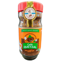 CAFE QUETZAL INSTANT COFFEE 200G