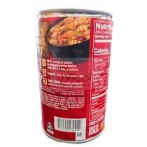 CAMPBELL'S CHUNKY SOUP, MINESTRONE WITH ITALIAN SAUSAGE 18.8 OZ