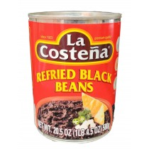 LA COSTENA REFRIED BLACK BEANS 20.05 OZ