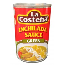 LA COSTENA ENCHILADAS GREEN SAUCE 14.81 OZ