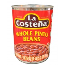 LA COSTENA WHOLE PINTO BEANS 19.75 OZ