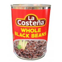 LA COSTENA WHOLE BLACK BEANS 19.75 OZ