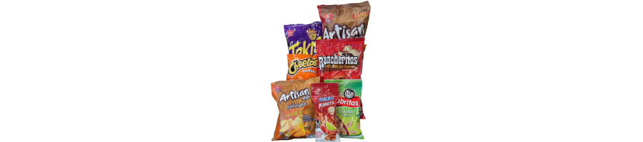 MEXICAN SNACKS
