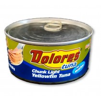 DOLORES TUNA IN WATER 10 OZ