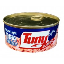 TUNY JUMBO TUNA IN WATER 10.4 OZ