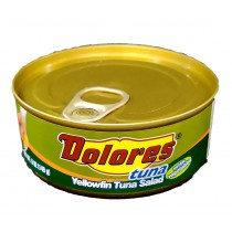 TUNA DOLORES WITH VEGETABLES  5 OZ