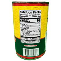 DONA ISABEL CANARY BEANS CAN 15 OZ
