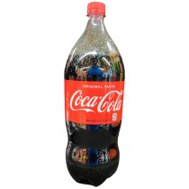 COCA COLA ORIGINAL SODA 2 LTR