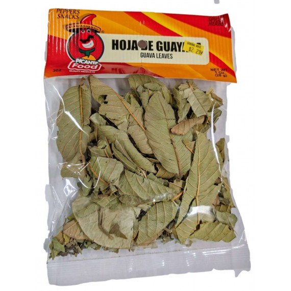 GUAVA LEAVES 1 OZ BAG