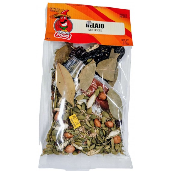 MIX SPICES IN BAG 4 OZ