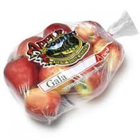 APPLE GALA IN 3 POUND BAG PER COUNT