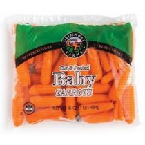 BABY CARROTS BAG PER COUNT