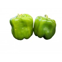 GREEN PEPPERS PER POUND